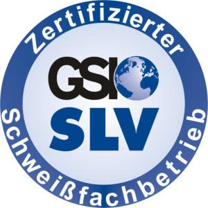 SKM ist zertifizierter Schweißfachbetrieb.