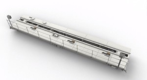 plataforma transbordadora
