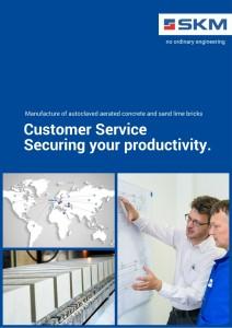 Deckblatt Customer Service